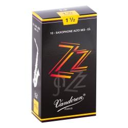 Vandoren SR4115 Zz Eb Alto Saksafon Kamışı (1,5 Numara)