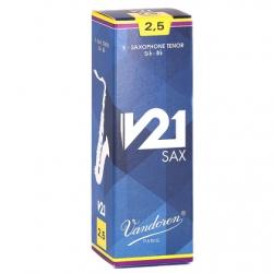 Vandoren SR8225 V21 Bte 5li Tenor Saksafon Kamış (No: 2,5)