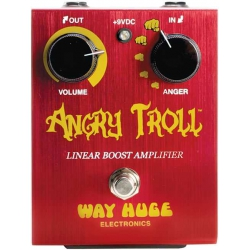 Way Huge WHE101 Angry Troll Booster Pedalı