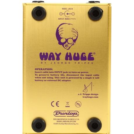 Way Huge WHE103 Saffron Squeeze Compressor Pedalı<br>Fotoğraf: 8/8