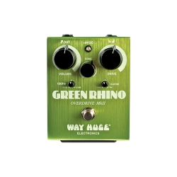 Way Huge WHE202 Green Rhino Overdrive Pedalı