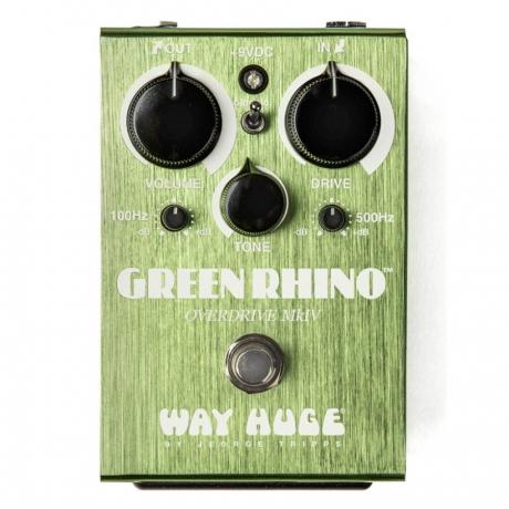 Way Huge WHE207 Green Rhino MKIV Overdrive Pedalı<br>Fotoğraf: 1/6