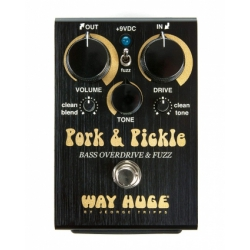 Way Huge WHE214 Pork and Pickle Bass Overdrive Pedalı