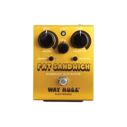 Way Huge WHE301 Fat Sandwich Distortion Pedalı