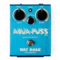 Way Huge WHE701 Aqua Puss Analog Delay Pedalı