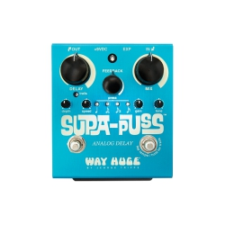 Way Huge WHE707 Supa Puss Analog Delay Pedalı