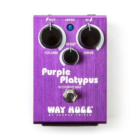 Way Huge WHE800 Purple Platypus Octidrive Pedalı<br>Fotoğraf: 1/5