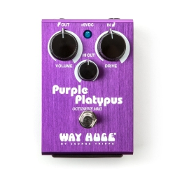 Way Huge WHE800 Purple Platypus Octidrive Pedalı