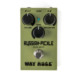 Way Huge WM42 Smalls Russian Pickle Fuzz Pedalı