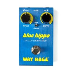 Way Huge WM61 Mini Blue Hippo Analog Chorus Pedal