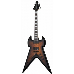 Wylde Audio War Hammer Elektro Gitar (Death Claw Molasses)