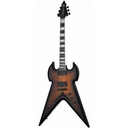 Wylde Audio War Hammer Elektro Gitar (Death Claw Molasses)