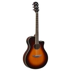 Yamaha APX600 Thin-Line Cutaway Elektro Akustik Gitar (Old Violin Sunburst)