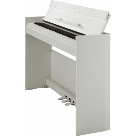 Yamaha Arius YDP-S52 Dijital Piyano (Mat Beyaz)<br>Fotoğraf: 2/4