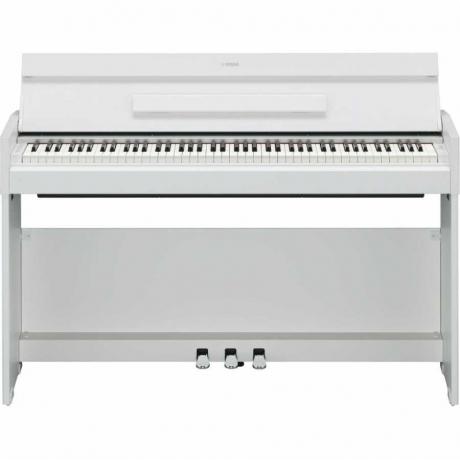 Yamaha Arius YDP-S52 Dijital Piyano (Mat Beyaz)<br>Fotoğraf: 1/4