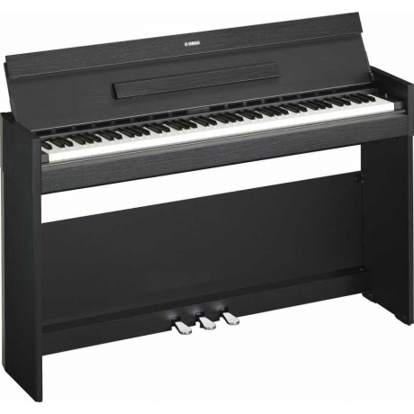 Yamaha Arius YDP-S52 Dijital Piyano (Mat Siyah)<br>Fotoğraf: 3/5