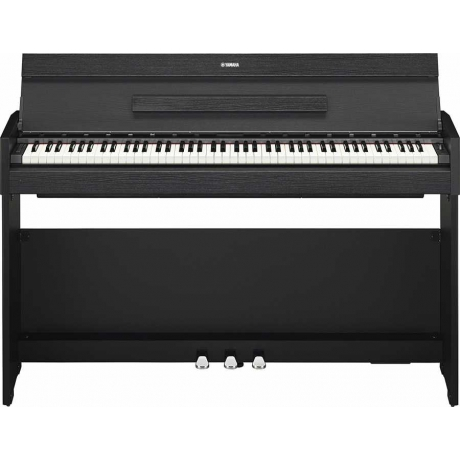 Yamaha Arius YDP-S52 Dijital Piyano (Mat Siyah)<br>Fotoğraf: 1/5