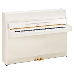 Yamaha B1 Akustik Duvar Piyanosu (Parlak Beyaz)