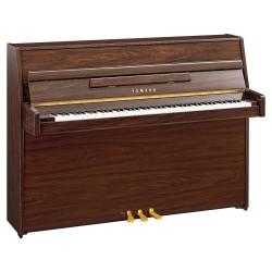 Yamaha B1 Akustik Duvar Piyanosu (Parlak Ceviz)