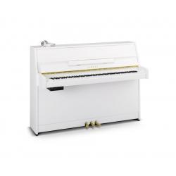 Yamaha B1SG2 Silent Akustik Duvar Piyanosu (Parlak Beyaz)