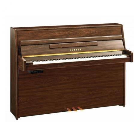 Yamaha B1SG2 Silent Duvar Piyanosu (Mat Ceviz)<br>Fotoğraf: 1/1