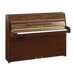 Yamaha B1SG2 Silent Duvar Piyanosu (Mat Ceviz)