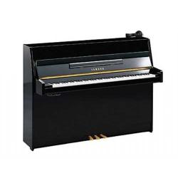 Yamaha B1SG2 Silent Duvar Piyanosu (Parlak Siyah)