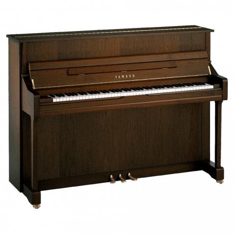 Yamaha B2 Akustik Duvar Piyanosu (Mat Ceviz)<br>Fotoğraf: 1/1