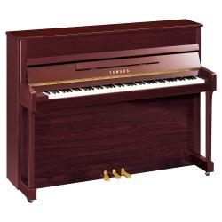 Yamaha B2 Akustik Duvar Piyanosu (Parlak Maun)