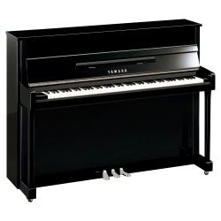 Yamaha B2 Akustik Duvar Piyanosu (Siyah Krom)