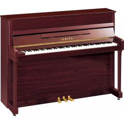 YAMAHA B2SGPM Silent Duvar Piyanosu (Parlak Maun)