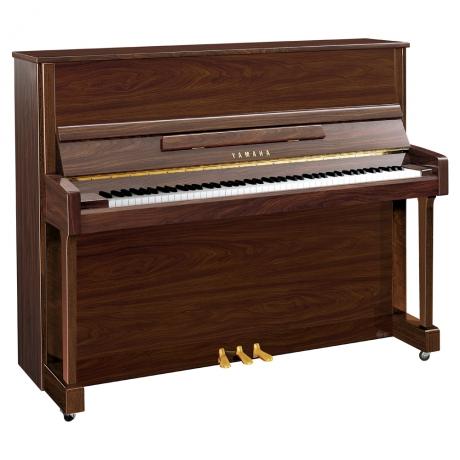 Yamaha B3 Akustik Duvar Piyanosu (Parlak Ceviz)<br>Fotoğraf: 1/1