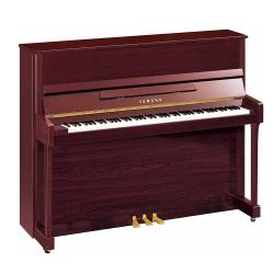Yamaha B3 Akustik Duvar Piyanosu (Parlak Maun)