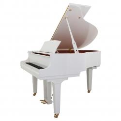 Yamaha C1X  Akustik Kuyruklu Piyano (Parlak Beyaz)