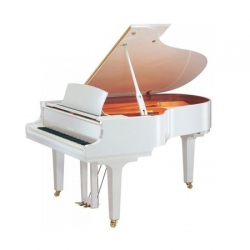 Yamaha C3X Akustik Kuyruklu Piyano (Beyaz)