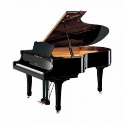 Yamaha C5X Akustik Kuyruklu Piyano (Parlak Siyah)