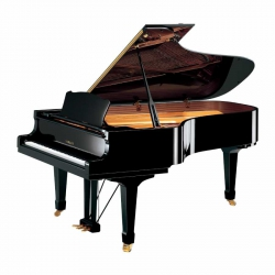 Yamaha C7X Akustik Kuyruklu Piyano (Parlak Siyah)