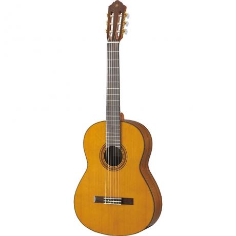 Yamaha CG162C Klasik Gitar (Natural)<br>Fotoğraf: 1/1