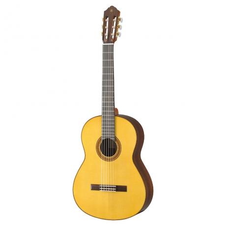 Yamaha CG182S Klasik Gitar (Natural)<br>Fotoğraf: 1/1