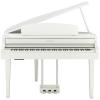 Yamaha Clavinova CLP-665GP Kuyruklu Dijital Piyano (Beyaz)<br>Fotoğraf: 2/2