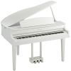 Yamaha Clavinova CLP-665GP Kuyruklu Dijital Piyano (Beyaz)<br>Fotoğraf: 1/2