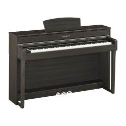 Yamaha Clavinova CLP635 Dijital Piyano (Koyu Ceviz)