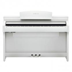 Yamaha Clavinova CSP-170WH Dijital Piyano (Beyaz)