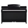 Yamaha Clavinova CSP150PE Dijital Konsol Piyano (Parlak Siyah)<br>Fotoğraf: 1/3