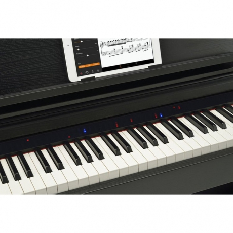 Yamaha Clavinova CSP150PE Dijital Konsol Piyano (Parlak Siyah)<br>Fotoğraf: 2/3