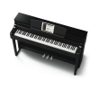 Yamaha Clavinova CSP150PE Dijital Konsol Piyano (Parlak Siyah)<br>Fotoğraf: 3/3