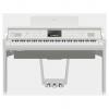 Yamaha Clavinova CVP-809 Dijjital Konsol Piyano (Beyaz)<br>Fotoğraf: 2/2