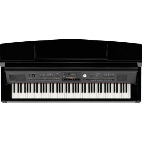 Yamaha Clavinova CVP609PE Dijital Piyano<br>Fotoğraf: 4/4