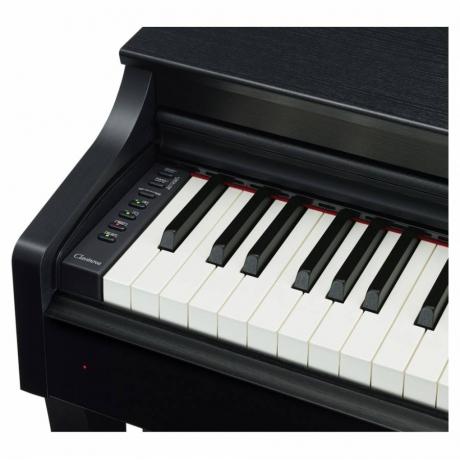 Yamaha CLP-625B Dijital Piyano (Siyah)<br>Fotoğraf: 2/4