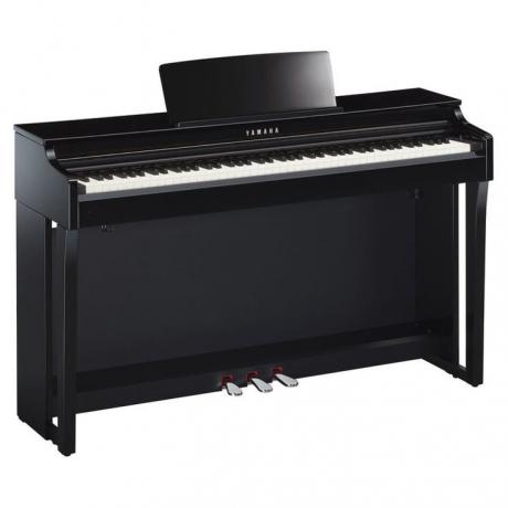 Yamaha CLP-625PE Dijital Piyano (Parlak Siyah)<br>Fotoğraf: 1/1